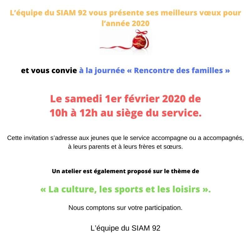 INVITATION Journée Porte Ouverte