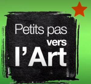 Logo - Petits pas vers l'Art