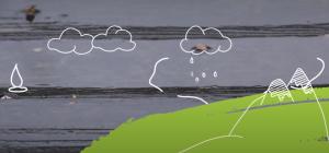 Image extraite de la vidéo : Le voyage d'une goutte d'eau - cliquez pour ouvrir la vidéo
