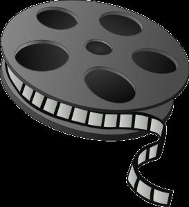 Bobine de film - cliquez ici pour ouvrir la vidéo avec les consignes audio